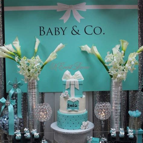 And Co Baby Shower Decorations by Themed Baby Shower Baby Shower Ideas Themes