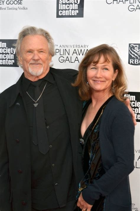 celebrity couples with older wife kris kristofferson and wife lisa married in 1983 31 years