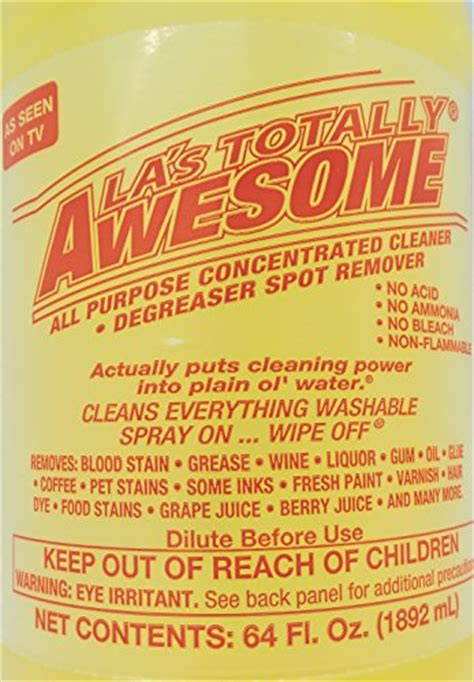 7 Awesome As Seen On Tv Products by Las Totally Awesome All Purpose Concentrated Cleaner