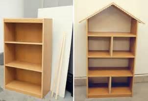 how to build a dollhouse bookcase diy dollhouse bookshelf handmade gift simple