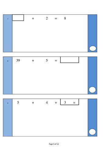 quiz questions ks1 ks1 arithmetic paper new style 2016 onwards 25 questions