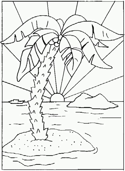 Coloring Page Nature by Nature Coloring Pages Coloringpagesabc