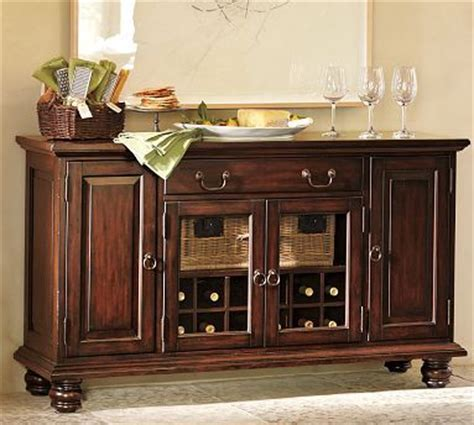 My Dining Room Buffet Hayden Buffet Pottery Barn It Exactly What I