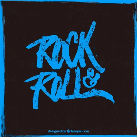 imagenes vectores rock el rock and roll cartel descargar vectores gratis