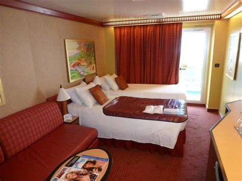 carnival cruise review for cabin 12214