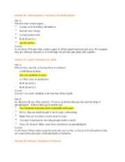 Chemistry Section Review Answers by Chemistry Review Answers Half Section 13