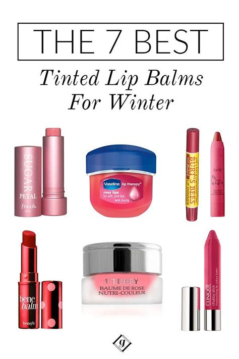 10 Best Lip Balms For Winter by 787 Best Images About Glamours On