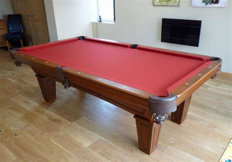 brunswick allenton american pool table 7ft 8ft home