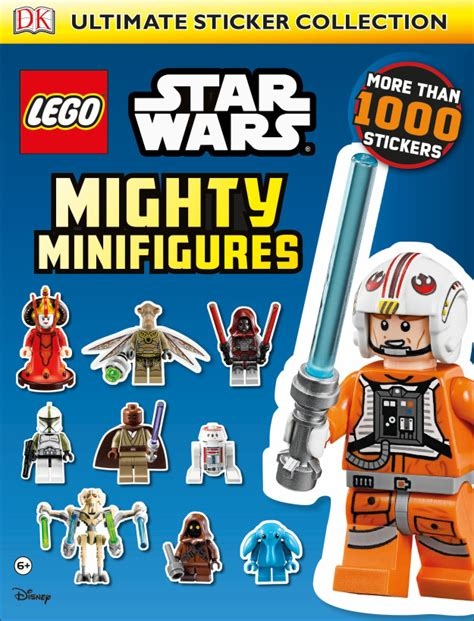 wars the last jedi ultimate sticker collection ultimate sticker collections books lego 174 wars mighty minifigures ultimate sticker