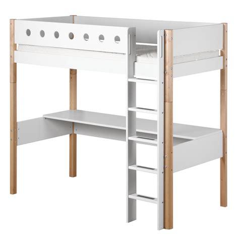 flexa sofa flexa high bed with desk birch