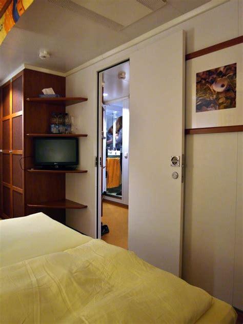 4er kabine aida bild quot blick durch verbindungst 252 r kabinen 5207 5205 quot zu