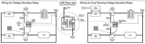 voltage sensitive relay module wiring diagram voltage