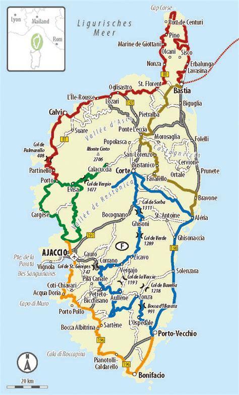 Motorrad Fahren Auf Korsika by Motorradreise Korsika Saisonabschlussgenuss