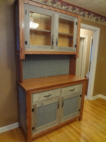 Kitchen Buffet And Hutch Furniture Woodworking Projects   25 great ideas about barn wood cabinets on pinterest