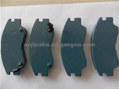 Brake Pad Mitsubihi Kuda mitsubishi brake pad mk no d6018 china auto parts buy brake pad suppliers manufacturers