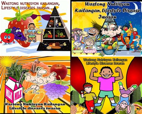 doodlebug learning center alexandria va poster contest nutrition month