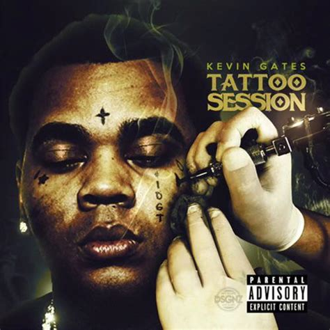 kevin gates tattoos audio kevin gates session rap swagger at rap
