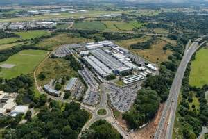 jaguar land rover submits planning application for new