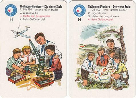 Immer Bereit by Ddr Quartette Quartett Immer Bereit Ddr Spielzeug