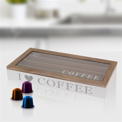 Boite De Rangement Capsule Nespresso 2338 by Boite Pour Capsules De Caf 233 Nespresso Rangement Pour 40