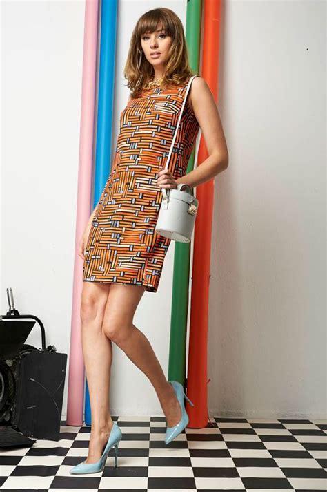 swinging sixties fashion mini dresses inspired by swinging sixties summer 2014