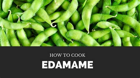 pantry raid how to cook edamame