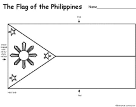 philippines flag enchantedlearning com