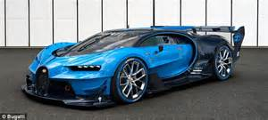 Fastest Bugatti Bugatti Reveals New Chiron Could Take The Title For The