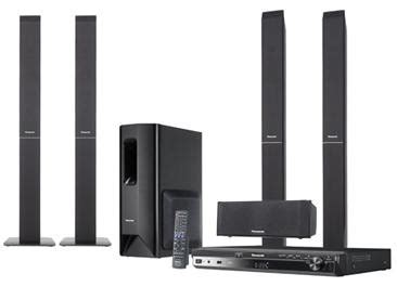 panasonic sc ht875 region free dvd home theater system