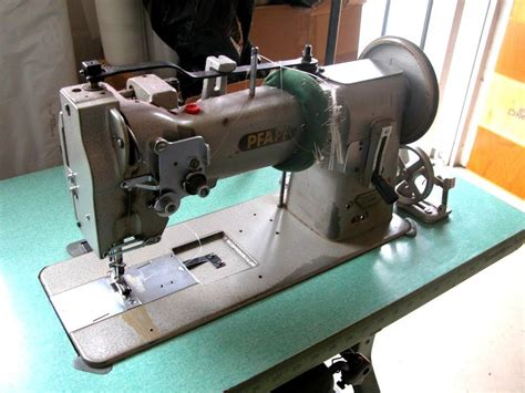 Upholstery Sewing Machine Reviews by Pfaff 146 H3 Walking Foot With Upholstery Sewing