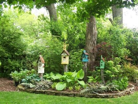 Rustic Garden Ideas Bird House Garden Ideas 2017 2018 Best Cars Reviews