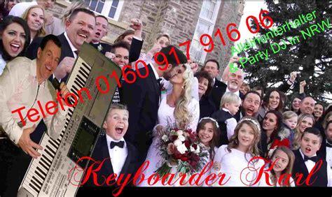 Alleinunterhalter F R Hochzeit by Alleinunterhalter Bad M 252 Nstereifel Mit Dj Und Live Musik