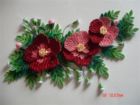 Quilling Wedding Bouquet by 18 Best Quilled Flower Bouquets Images On