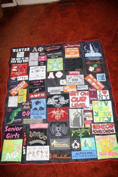 T Shirt Patchwork Quilt - patchwork t shirt quilt ideas on memory quilts