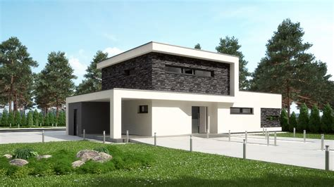Modern Family House by Moderndream Modern Family House Q5 Disposition 5 Kk