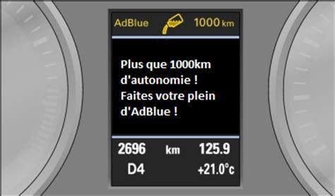 Audi A4 Adblue by Adblue Audi Q5 Infodiesel
