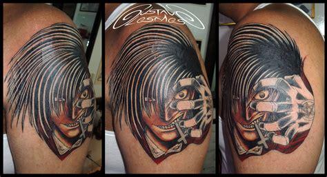 hellsing tattoo hellsing tattoos tatting
