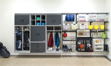 Floor Plan Auto Dealer by Organized Living Freedomrail Garage Storage And Cabinets