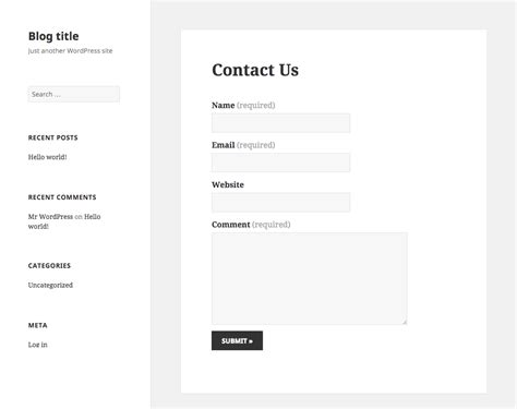 contact us map plugin the 7 best free and premium contact form plugins for