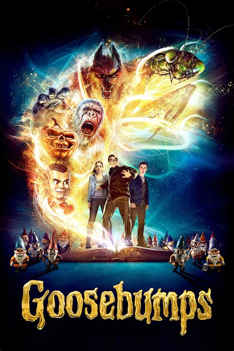 Film Goosebump | goosebumps 2015 movies film cine com
