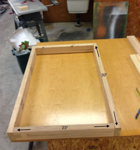 fold down work bench diy fold down workbench wilker do s