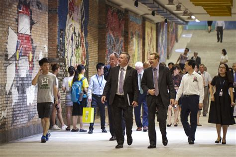 East Liverpool Hospital Detox by Foreign Guests Visit Xi An Jiaotong Liverpool