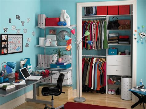 closet storage shelves and cubes hgtv