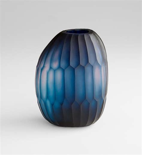 Cyan Design Vase by Large Edmonton Vase By Cyan Design