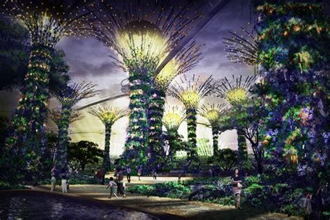 Tiket Garden By The Bay Singapore Dewasa Ocbc Skyway gardens by the bay wisata singapura