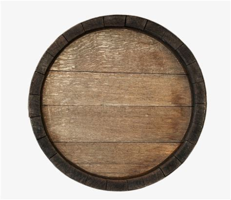 Round Barrel Lid Barrel Clipart Wood Casks Png Image And Clipart For Free Download Wooden Barrel Template