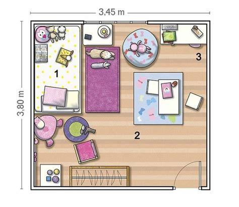 distribucion habitacion juvenil plano y distribuci 243 n del dormitorio 161 qu 233 dormitorio tan