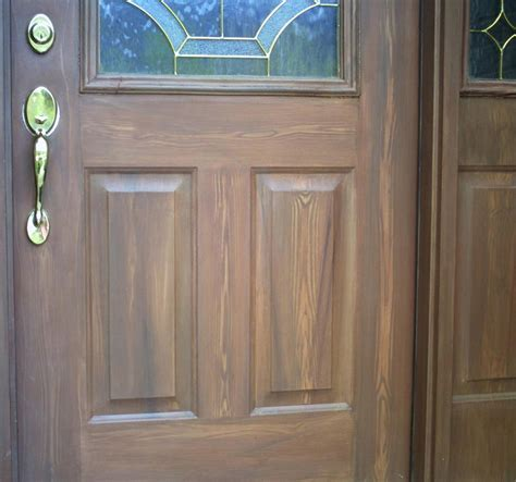 Painting Exterior Metal Door Metal Door Matches Exterior