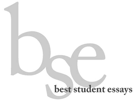 Best Student Essays by Unm Student Publications Best Student Essays