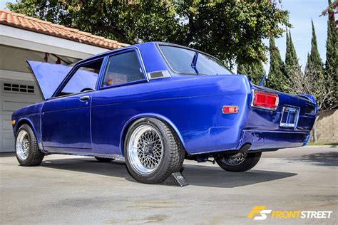 datsun 510 suspension upgrades build series school labs datsun 510 resto part 2
